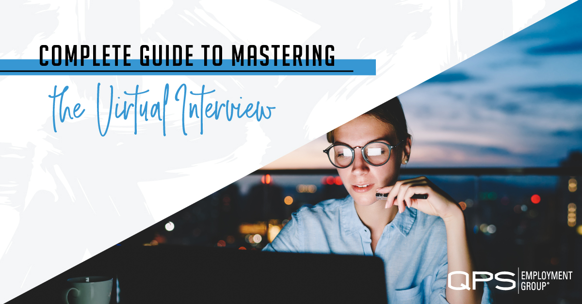 Complete Guide to Mastering the Virtual Interview
